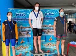 Team Nuoto Legnano ai campionati Regionali di categoria 2021