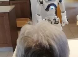"""Un robot come amico: """"La Meridiana"""" presenta NAO, un progetto di robotica per l'assistenza"""