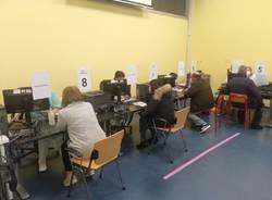 vaccinazioni degli insegnanti all'ospedale di Varese