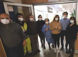 Vedano Olona - Vaccinazioni Covid