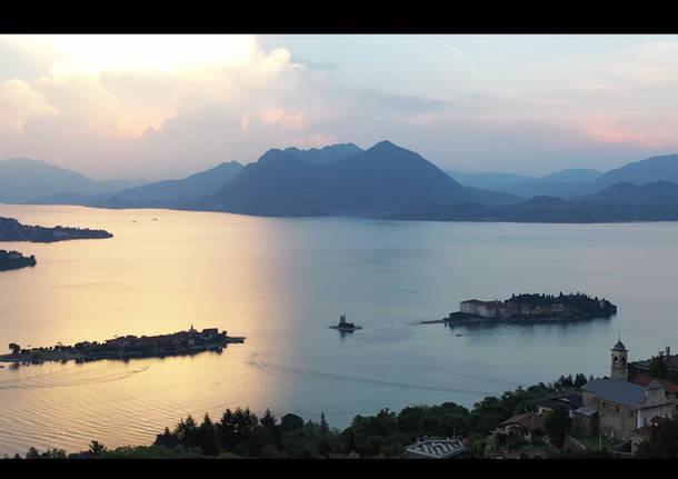 video distretto dei laghi - lago