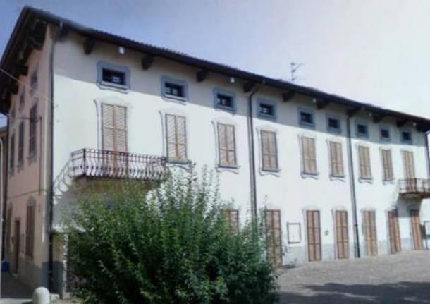 villa rusconi rescaldina