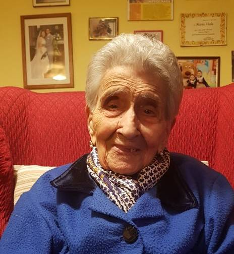 Vincere il Coronavirus a 106 anni, auguri nonna Maria Viola