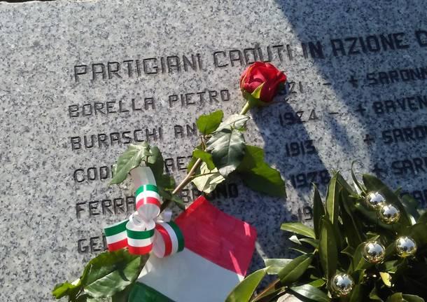 """25 Aprile, Saronno e le sue """"Strade di Liberazione"""""""