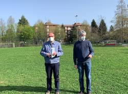 Accordo Varese-Comune per il centro sportivo delle Bustecche