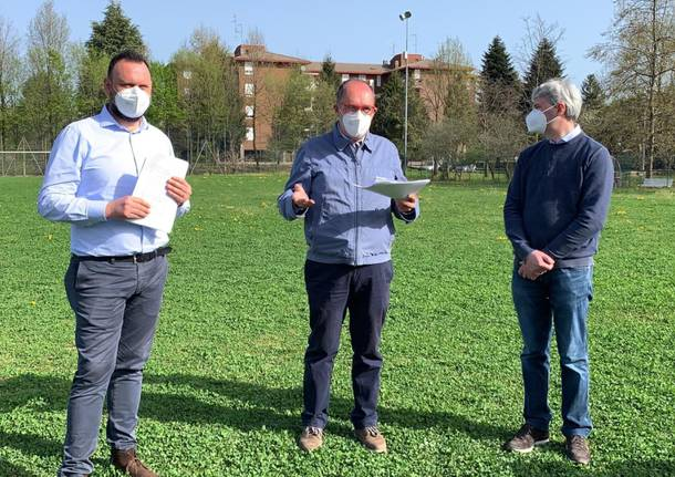 Accordo Varese è Comune per centro sportivo Bustecche