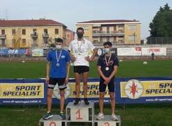Atletica, il weekend dell'Osa Saronno
