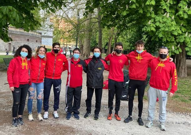 L'Atletica Sanvittorese al Trofeo Nazionale Atletica Meneghina
