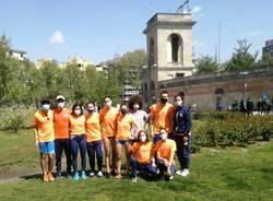 Atletica Sangiorgiese- trofeo nazionale Atletica Meneghina a Milano