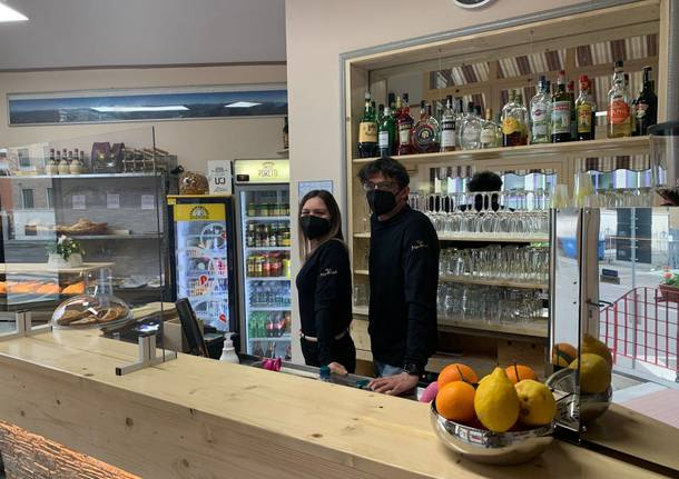 """Dal panificio di famiglia al bar aperto in piena pandemia, Davide Piatti racconta la sua """"scommessa"""""""