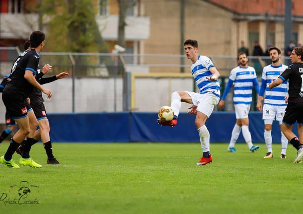 calcio pro patria novara