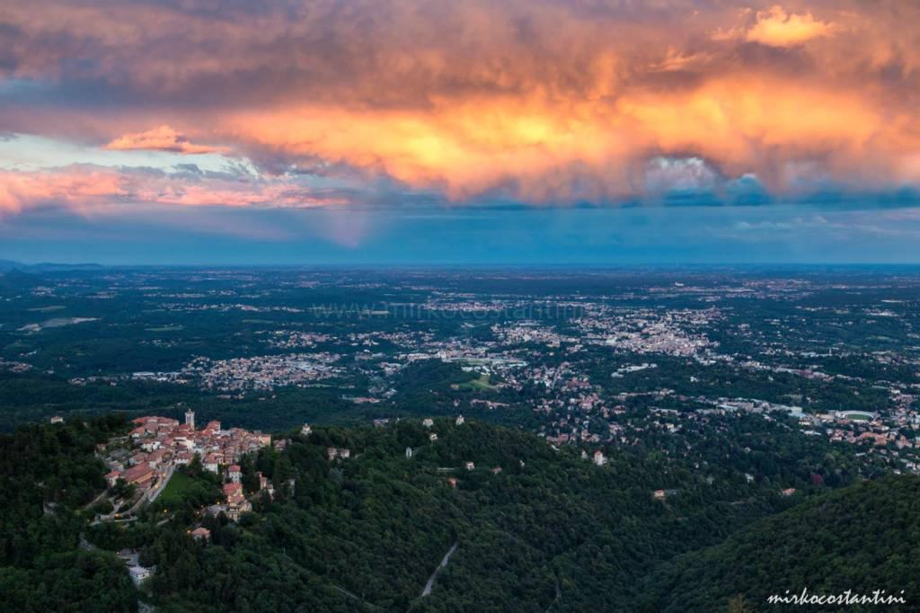 Campo dei Fiori e il sacro Monte - foto di Mirko Costantini Ph