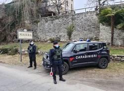 Carabinieri Masera