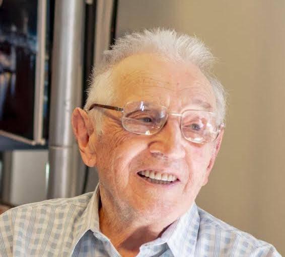 Buon centesimo compleanno, nonno Felice!