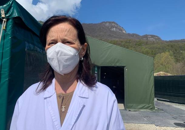 Il centro vaccinale di Rancio a due settimane dall\'apertura