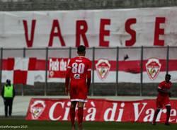 Calcio: Varese - Lavagnese