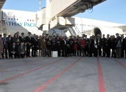 Cathay Pacific Malpensa 2010