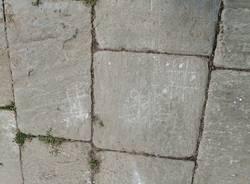 Chiesa Lazzaretto vandali Golasecca