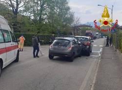 Cittiglio - Incidente stradale
