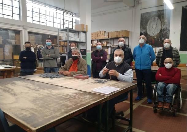 Cooperativa Ss Martiri Legnano - Lorenzo Turri 2021