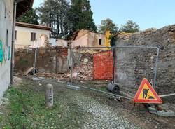 demolizioni vicolo api albizzate minarella