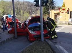 incidente semaforo