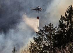 elicottero antincendio