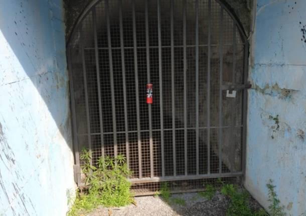 Bunker marnate cero tedesco profanazione