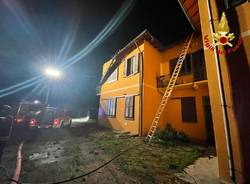 incendio casale litta