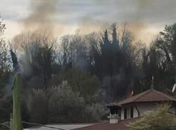 Incendio Ternate