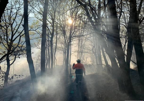 incendio vallemaggia