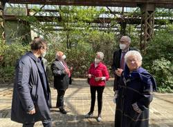 L'Accademia di Brera in visita all'ex Isotta Fraschini di Saronno