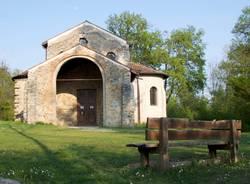 La chiesa di santa Maria foris portas a Castelseprio