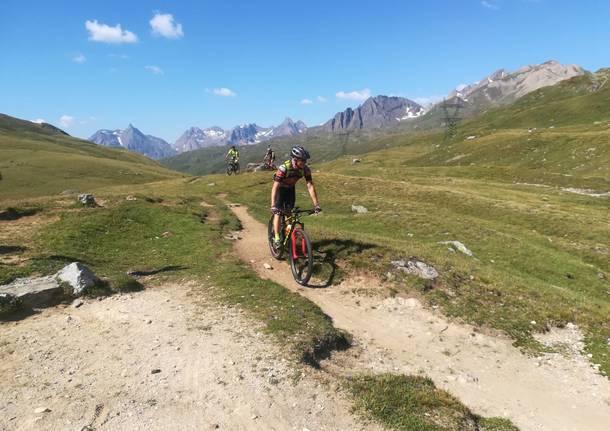 Laghi e Monti Bike - progetto Interreg