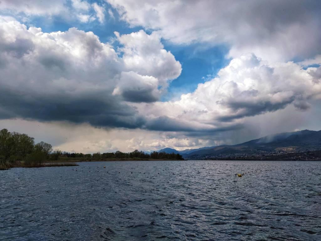 Lago di Varese a Bodio Lomnago - foto di Santo Zappalà
