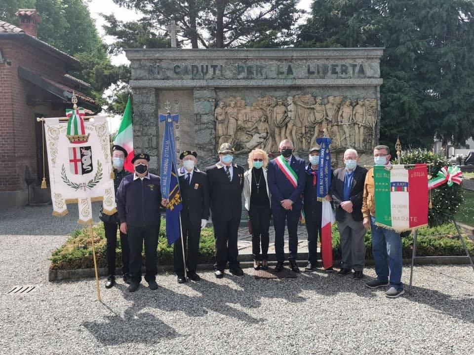 Le celebrazioni del 25 aprile in provincia di Varese