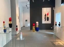 Le opere di Giorgio Laveri alla Galleria Punto sull'Arte