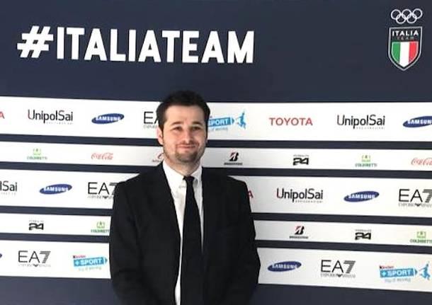 marco tomasini comitato italiani paralimpico varese