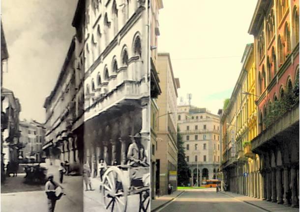 Metamorfosi Urbana: corso Moro e Palazzo Sciarini