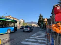 Nuova vita per il rudere di Largo Flaiano a Varese