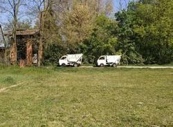 Parco Alto Milanese pulizia