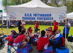 Pattinaggio Caronno Pertusella, weekend di gare per il trofeo Ghilardi a Cassano d'Adda