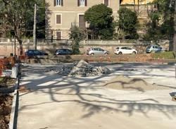 Piazza Unità d'Italia: via i parcheggi, arriva la scacchiera