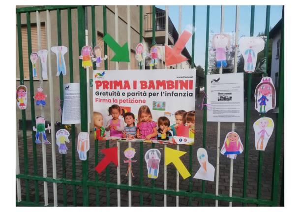 Prima i bambini: gli asili vogliono essere gratuiti