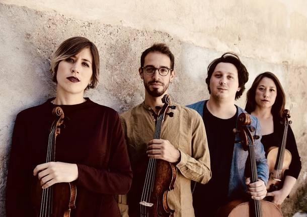 quartetto indaco musica