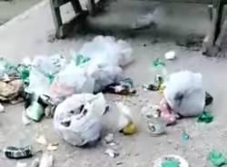 rifiuti abbandonati quattro bocche busto garolfo