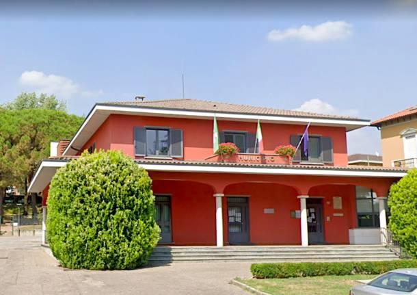 saltrio municipio