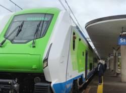 Treno Caravaggio Milano - Domodossola