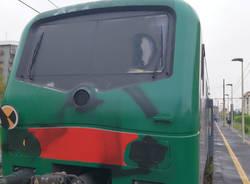 Vandalismo al treno Saronno-Milano-Albairate