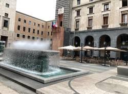 Varese in zona gialla, riaperture